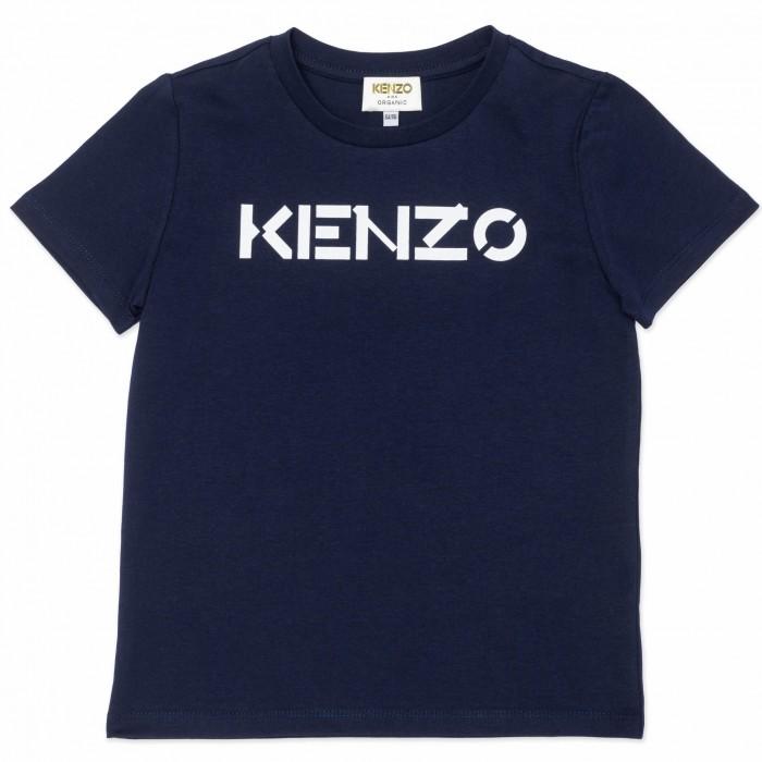 Chlapčenské tričko modré KENZO
